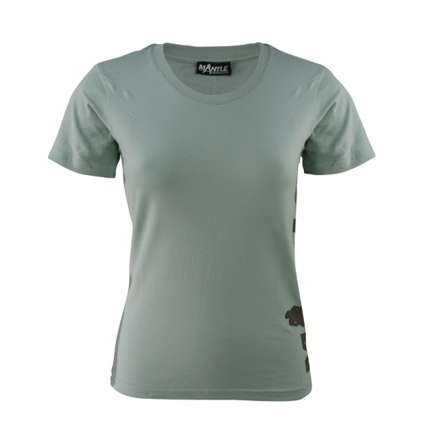 Mantle T-Shirt Woman reed