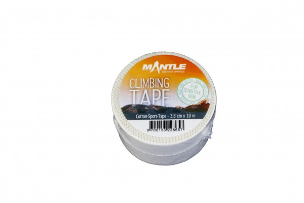 Mantle Climbing Sport Tape 3,8 cm x 10 m